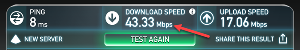 Good (normal business grade) NBN