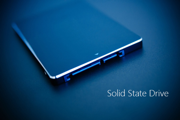 Solid State Hard Drive - fast but small