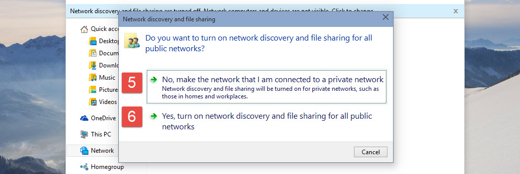 NetworkDiscovery4