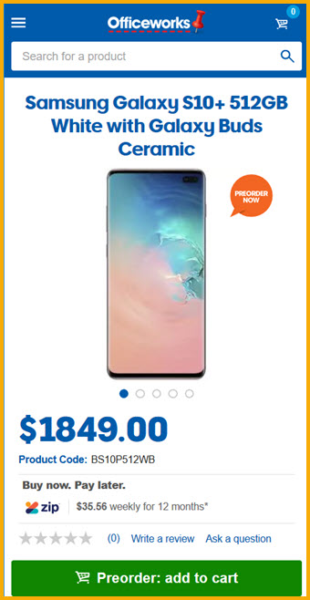 New phone anyone?